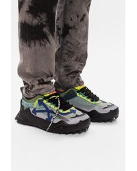 Off-White c/o Virgil Abloh 'odsy-1000' Lace-up Sneakers Multicolor