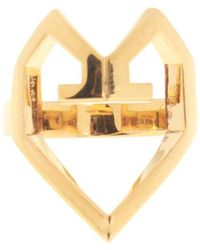 Givenchy - Brass Ring - Lyst