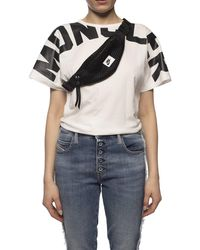 Nike Belt Bag With Logo - Black