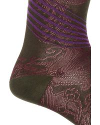 Etro Knitted Socks - Multicolor
