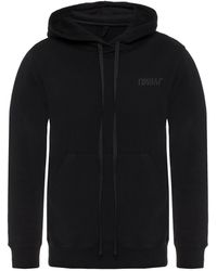 Unravel Project Logo-printed Sweatshirt Black