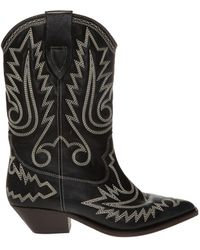 Isabel Marant Duerto Boot - Black