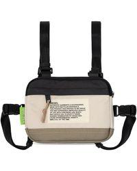 DIESEL 'dresslek' Convertible Bag - Natural