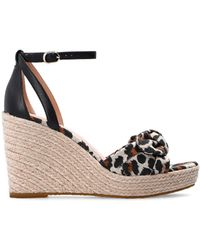 Kate Spade 'tianna' Wedge Sandals - Multicolor
