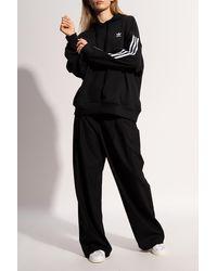adidas Originals Hoodie With Logo - Black