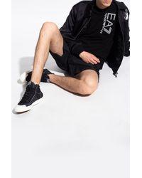 adidas Originals 'nizza Hi Rf' High-top Sneakers Black
