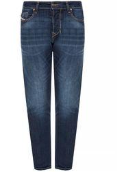 DIESEL 'larkee-beex' Jeans Navy Blue