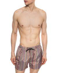 Paul Smith Classic Multistripe Swim Shorts - Multicolour