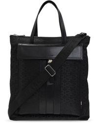 Bally 'adrik' Shoulder Bag Black