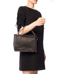 Jimmy Choo 'callie' Hand Bag - Black