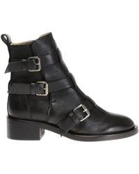 DIESEL - 'd-arlin Bcbf' Ankle Boots - Lyst