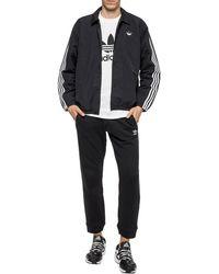 adidas Originals Trefoil Jogging Bottoms - Black
