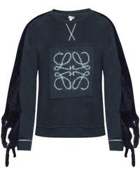 Loewe Combined Sweatshirt - Multicolour