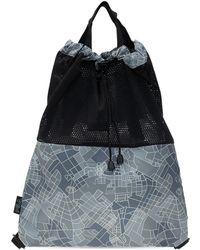 Fila Backpack With Logo - Grey