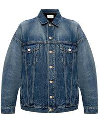 Givenchy Denim Jacket - Blue