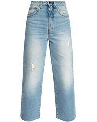 Totême High-waisted Jeans - Blue