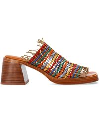 Miista 'shannon' Mules - Multicolour