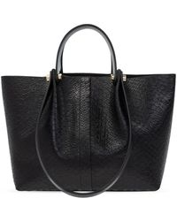 AllSaints 'allington' Shoulder Bag Black