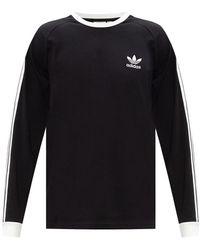 adidas Originals Long Sleeve T-shirt Black