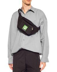 Balenciaga 'explorer' Belt Bag Black