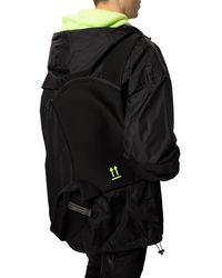 Off-White c/o Virgil Abloh Backpack With Logo Black