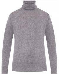 IRO Wool Turtleneck Jumper - Grey