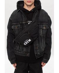Balenciaga 'explorer' Belt Bag - Black