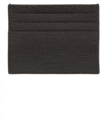 Ferragamo Credit Card Holder - Black