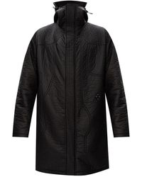 A_COLD_WALL* * Hooded Coat Black