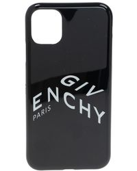 Givenchy Iphone 11 Case Unisex Black