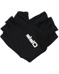 Off-White c/o Virgil Abloh Fingerless Gloves - Black