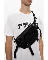 adidas Originals Belt Bag With Logo - Black