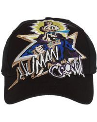 Dolce & Gabbana Branded Baseball Cap - Black