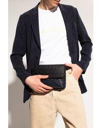 Ferragamo Belt Bag With Logo - Black