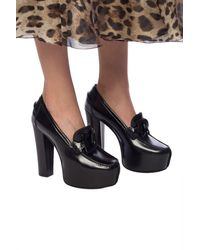 Givenchy Platform Shoes - Black