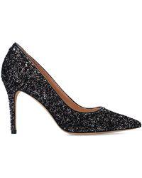 Kate Spade 'valerie' Leather Stiletto Pumps Multicolour - Black