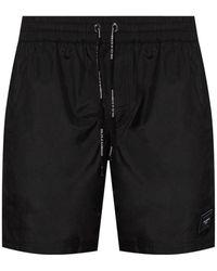 Dolce & Gabbana Swim Shorts - Black
