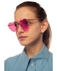 Undercover Sunglasses Red