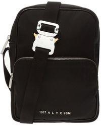1017 ALYX 9SM Shoulder Bag With Logo Black