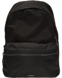 Off-White c/o Virgil Abloh - Backpack With Decorative Shoulder Straps - Lyst