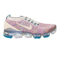 Nike 'air Vapormax Flyknit 3' Trainers - Multicolour