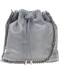 Stella McCartney 'falabella' Shoulder Bag - Gray