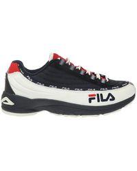 Fila - Dstr97 Chunky Sole Sneakers - Lyst