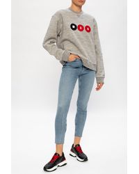 DSquared² Sweatshirt 25th Anniversary Collection - Grey