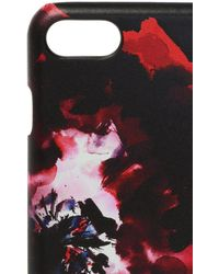 Alexander McQueen Iphone 7/8 Case Black