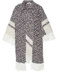 See By Chloé Patterned Poncho - Multicolour