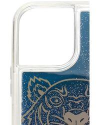 KENZO Iphone 11 Pro Case Unisex Blue