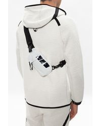 Nike Strapped Pouch White