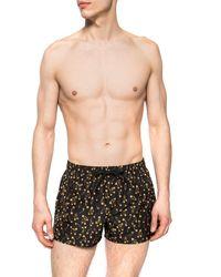 Versace Medusa Head Swim Shorts - Black