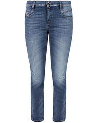 DIESEL 'belthy' Jeans Blue